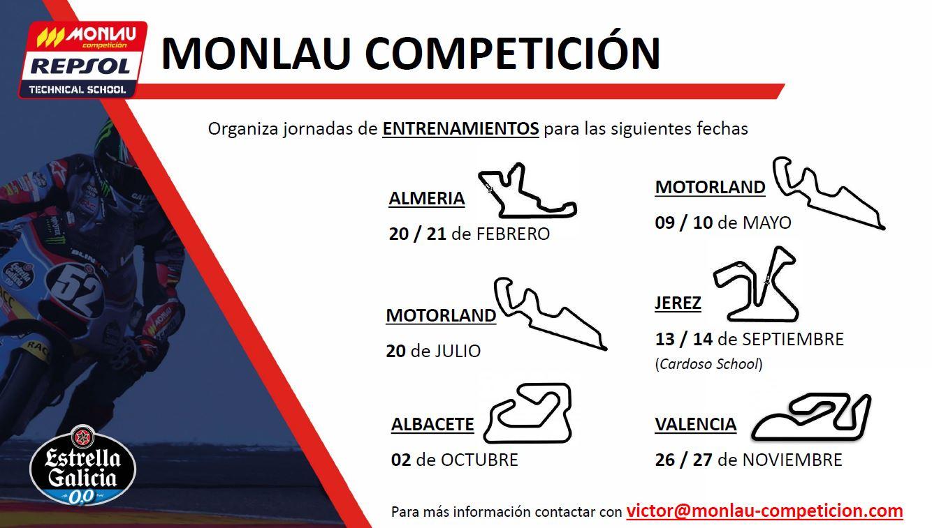 Albacete Circuit : Fim cev repsol